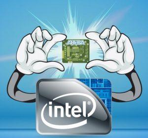 Intel Inside Altera